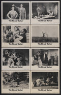 """Movie Posters:Drama, The Miracle Worker (United Artists, 1962). Lobby Card Set of 8 (11"""" X 14""""). Biographical Drama. Starring Anne Bancroft, Patt... (Total: 8 Items)"""