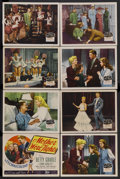 "Movie Posters:Musical, Mother Wore Tights (20th Century Fox, 1947). Lobby Card Set of 8 (11"" X 14""). Musical. Starring Betty Grable, Dan Dailey, Mo... (Total: 8 Items)"