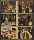 """Movie Posters:Musical, My Gal Sal (20th Century Fox, 1942). Title Lobby Card (11"""" X 14"""") and Lobby Cards (5) (11"""" X 14""""). Musical Biography. Starri... (Total: 6 Items)"""