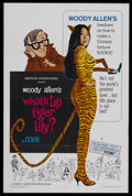 """Movie Posters:Comedy, What's Up, Tiger Lily? (American International, 1966). One Sheet (27"""" X 41""""). Comedy. Starring Woody Allen, The Lovin' Spoon..."""