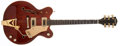 Musical Instruments:Electric Guitars, 1978 Gretsch 7670 Country Gentleman Walnut Semi-Hollow BodyElectric Guitar, #3-8302....