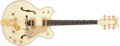 Musical Instruments:Electric Guitars, 1972 Gretsch White Falcon White Semi-Hollow Body Electric Guitar,#62111. ...