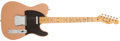 Musical Instruments:Electric Guitars, 2005 Fender Custom 1952 Telecaster Relic Copper Electric Guitar, #R3651....