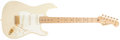 Musical Instruments:Electric Guitars, 2000s Fender Stratocaster 1957 Mary Kaye Re-Issue Electric Guitar,#V155248....