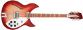 Musical Instruments:Electric Guitars, 1996 Rickenbacker 360-12OS Fireglo Semi-Hollow Body 12-StringElectric Guitar, #A99698. ...