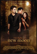 """Movie Posters:Fantasy, Twilight: New Moon (Summit Entertainment, 2009). One Sheet (27"""" X40""""). DS Advance. Fantasy.. ..."""