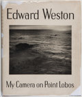 Books:Art & Architecture, Edward Weston. My Camera at Point Lobos. Boston: Houghton Mifflin, 1950. First edition. Folio.[82] pages. Publisher'...