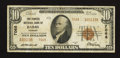 National Bank Notes:Vermont, Barre, VT - $10 1929 Ty. 2 The Peoples NB Ch. # 7068. ...