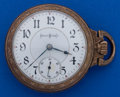 Timepieces:Pocket (post 1900), Illinois 24 Jewel 18 Size Bunn Special Hunter's Case Movement Pocket Watch. ...