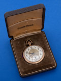 Timepieces:Pocket (post 1900), South Bend 15 Jewel Grade 407 Pocket Watch With Original Box. ...