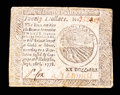 Colonial Notes:Continental Congress Issues, Continental Currency September 26, 1778 $20 Fine-Very Fine.. ...