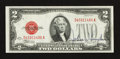 Small Size:Legal Tender Notes, Courtesy Autographed Fr. 1507 $2 1928F Legal Tender Note. Gem Crisp Uncirculated.. ...