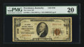 National Bank Notes:Kentucky, Providence, KY - $10 1929 Ty. 1 The Union NB Ch. # 9708. ...