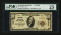 National Bank Notes:Kentucky, Richmond, KY - $10 1929 Ty. 1 The Southern NB Ch. # 9832. ...