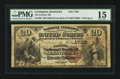 National Bank Notes:Kentucky, Lexington, KY - $20 1882 Brown Back Fr. 498 The Fayette NB Ch. #(S)1720. ...