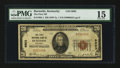National Bank Notes:Kentucky, Burnside, KY - $20 1929 Ty. 1 The First NB Ch. # 8903. ...