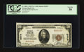 National Bank Notes:West Virginia, Oak Hill, WV - $20 1929 Ty. 1 The Oak Hill NB Ch. # 12075. ...