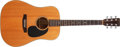 Musical Instruments:Acoustic Guitars, 1984 Martin D-18 Natural Acoustic Guitar, #448784....