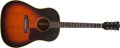 Musical Instruments:Acoustic Guitars, 1967 Gibson J-45 Sunburst Acoustic Guitar, #097794. ...