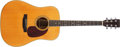 Musical Instruments:Acoustic Guitars, 1970 Martin D-35 Natural Acoustic Guitar, #262209. ...