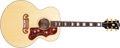 Musical Instruments:Acoustic Guitars, 1994 Gibson SJ-200 Natural Acoustic guitar, #01258052. ...