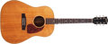 Musical Instruments:Acoustic Guitars, 1953 Gibson J-45 Natural Acoustic Guitar, #4415. ...