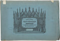 Books:Art & Architecture, Jean Midolle. Oeuvres de Jean Midolle. Strasbourg: n.p., n.d. [ca. 1835]....