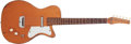 Musical Instruments:Electric Guitars, 1960 Silvertone By Danelectro U1 Copper Electric Guitar, #N/A. ...