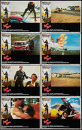 """Movie Posters:Science Fiction, Mad Max (American International, 1980). Lobby Card Set of 8 (11"""" X14""""). Science Fiction.. ... (Total: 8 Items)"""