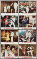 """Movie Posters:Elvis Presley, The Trouble with Girls (MGM, 1969). Lobby Card Set of 8 (11"""" X14""""). Elvis Presley.. ... (Total: 8 Items)"""