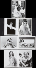 """Movie Posters:Drama, Bhowani Junction (MGM, 1956). Photos (7) (8"""" X 10""""). Drama.. ... (Total: 7 Items)"""
