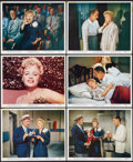 """Movie Posters:Drama, Tennessee Champ (MGM, 1954). Color Photo Set of 12, Photos (3) and Art Photos (2) (8"""" X 10""""). Drama.. ... (Total: 17 Items)"""
