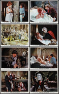 "Movie Posters:Comedy, The Fearless Vampire Killers (MGM, 1967). British Front of HouseLobby Card Set of 8 (8"" X 10""). Comedy. Alternate Title: ...(Total: 8 Item)"