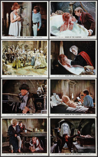 """The Fearless Vampire Killers (MGM, 1967). British Front of House Lobby Card Set of 8 (8"""" X 10""""). Comedy. Alter..."""