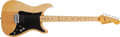 Musical Instruments:Electric Guitars, 1981 Fender Lead 1 Natural Electric Guitar, #E106269....