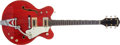 Musical Instruments:Electric Guitars, 1973 Gretsch Nashville Red Electric Guitar, # 103157....