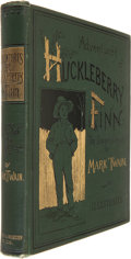 Books:Literature Pre-1900, Mark Twain. Adventures of Huckleberry Finn (Tom Sawyer'sComrade). ...