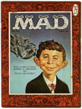 Magazines:Mad, Mad #30 (EC, 1956) Condition: VG+....