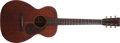 Musical Instruments:Acoustic Guitars, 1936 Martin 17 Natural Acoustic Guitar, #62762. ...
