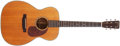 Musical Instruments:Acoustic Guitars, 1956 Martin OO-18 Natural Acoustic Guitar, # 50078....