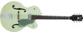 Musical Instruments:Electric Guitars, 1959 Gretsch 75th Anniversary Two-Tone Smoked Green Electric Guitar Serial #30395....
