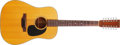 Musical Instruments:Acoustic Guitars, 1978 Martin D-12-18 Natural 12-String Acoustic Guitar, #401347. ...