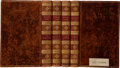 Books:Literature Pre-1900, Laurence Sterne. The Works of Laurence Sterne; in FourVolumes: Containing The Life and Opinions of Tristram Shand...(Total: 4 Items)