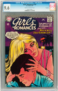 Silver Age (1956-1969):Romance, Girls' Romances #125 Savannah pedigree (DC, 1967) CGC NM+ 9.6 Cream to off-white pages....