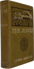 Books:Literature 1900-up, Upton Sinclair. The Jungle....