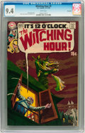 Bronze Age (1970-1979):Horror, The Witching Hour #5 Savannah pedigree (DC, 1969) CGC NM 9.4 Whitepages....