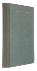 Books:Literature 1900-up, Robert Frost. SIGNED. North of Boston. New York: Henry Holt,1914. Later edition. Signed by the author on front fr...