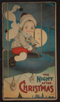 Books:Children's Books, Helen Dods. The Night After Christmas. Rochester, N.Y.:Stecher Lith. Co., 1916. First edition of this rare book. Fo...