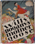 Books:Children's Books, Willy Pogany. Willy Pogany's Mother Goose. New York: ThomasNelson and Sons, [1928].. First edition. Presentat...