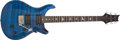 Musical Instruments:Electric Guitars, 1998 Paul Reed Smith (PRS) Custom Royal Blue Solid Body Electric Guitar, #85329....